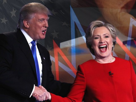 US election odds: Hillary Clinton is bookies' favourite over Donald Trump