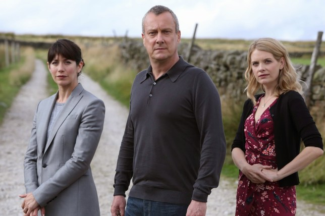 DCI Banks has been axed Credit: ITV