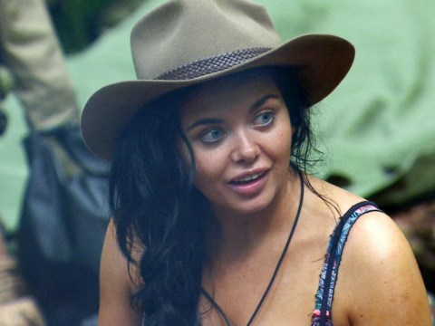 I'm A Celebrity's Scarlett Moffatt went in on Strictly Come Dancing's Tess Daly and it was brutal