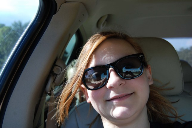 PIC FROM HARPER KURTZ/MERCURY PRESS (PICTURED: HARPER KURTZ, 13, TAKING A SELFIE ON A CAR JOURNEY WHEN A GHOST APPEARS OVER HER SHOULDER) A mum claims her daughter caught the moment a child ghost hitchhiked a ride in their car ñ and experts believe it was an accident victim warning her to wear a seatbelt. Melissa Kurtz, 48, was driving her daughter Harper to a beauty pageant when the 13-year-old became bored on the 45-minute journey began taking selfies. However later the mum-of-two spotted the ghostly face a young boy lurking on the back seat appearing to reach towards Harper ñ despite no one else being in the car with them. Researching the stretch of road they were travelling on, Melissa discovered that the apparitionís appearance coincided with the anniversary of a death in a road accident that she believes was possibly the same child. SEE MERCURY COPY