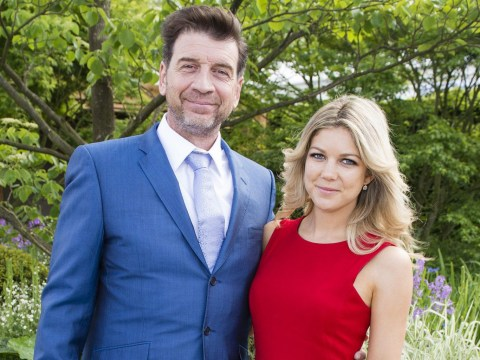 Nick Knowles confirms he's 'working' on his estranged marriage with Jessica Moore