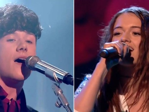 X Factor producers respond to claims Ryan Lawrie and Emily Middlemas interrupt rehearsals with PDAs