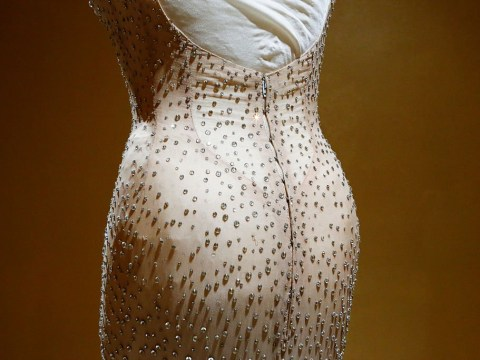 Marilyn Monroe's 'Happy Birthday Mr. President' gown has sold for £3.9million