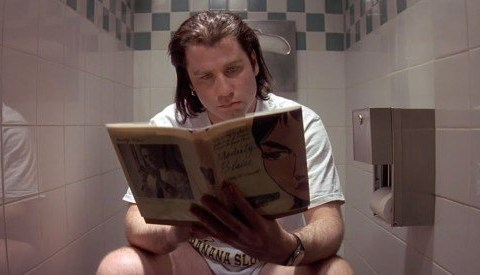 Scientology almost stopped John Travolta from being in Pulp Fiction