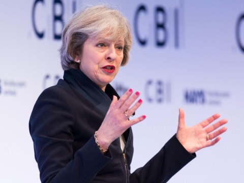 Theresa May just hinted there are going to be delays to Brexit