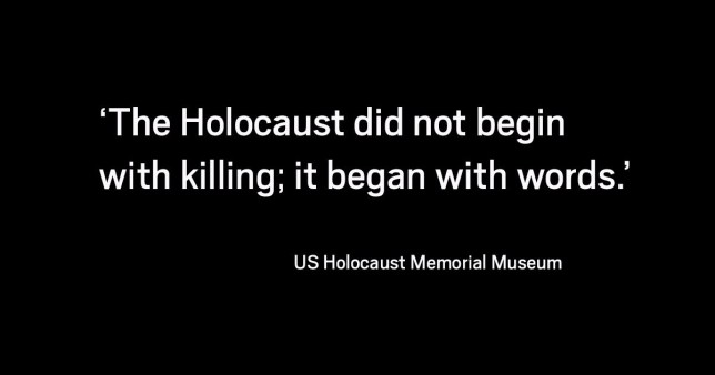 'The Holocaust did not begin with killing; it began with words' - Holocaust museum slams Trump's dangerous rhetoric