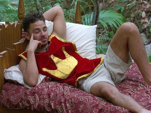 Adam Thomas, Wayne Bridge, Martin Roberts and Sam Quek immune from first I'm A Celebrity eviction