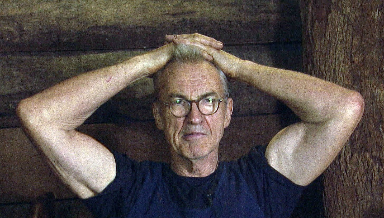 Is Larry Lamb on the verge of quitting I'm A Celebrity?