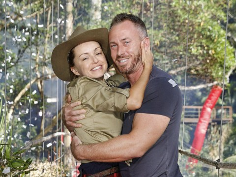 I'm A Celebrity's Ola Jordan says husband James would be too much of a wuss to hack it in the jungle