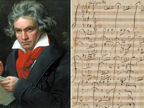 Classical music world descends into chaos over Beethoven manuscript