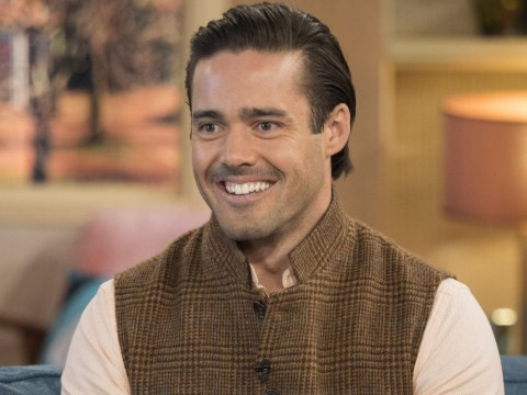 Spencer Matthews admits he didn't read his contract before joining The Jump