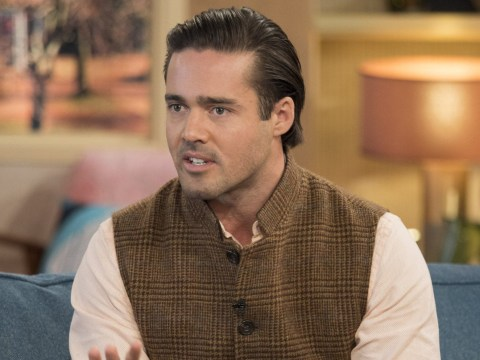 Spencer Matthews isn't worried about being injured on The Jump: 'Risk is exciting'