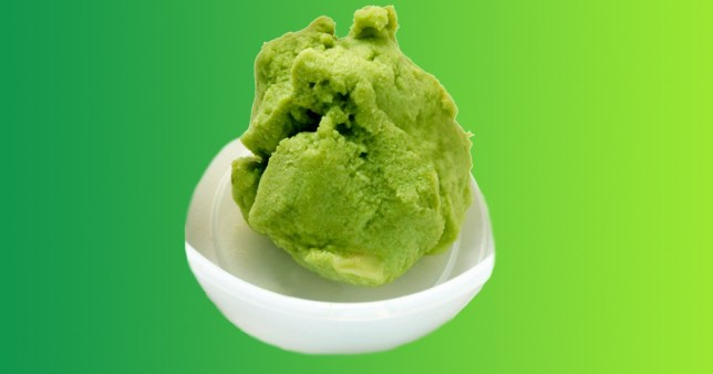 You really shouldn't use wasabi as a 'natural lip plumper'
