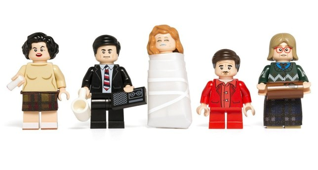 Oh my god twin peaks lego is a thing now Credit: Citizen Brick/Lego