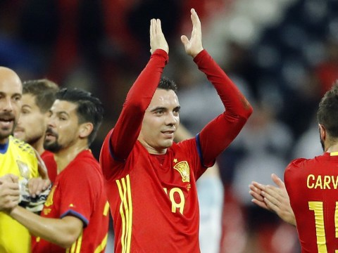 Liverpool fans order Jurgen Klopp to re-sign Iago Aspas after wondergoal for Spain against England
