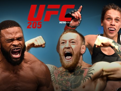 Five things we want to see happen at UFC 205: Conor McGregor become a legend and Chris Weidman get back on track