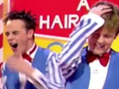 Remember when Ant and Dec shaved a school girl's hair off?