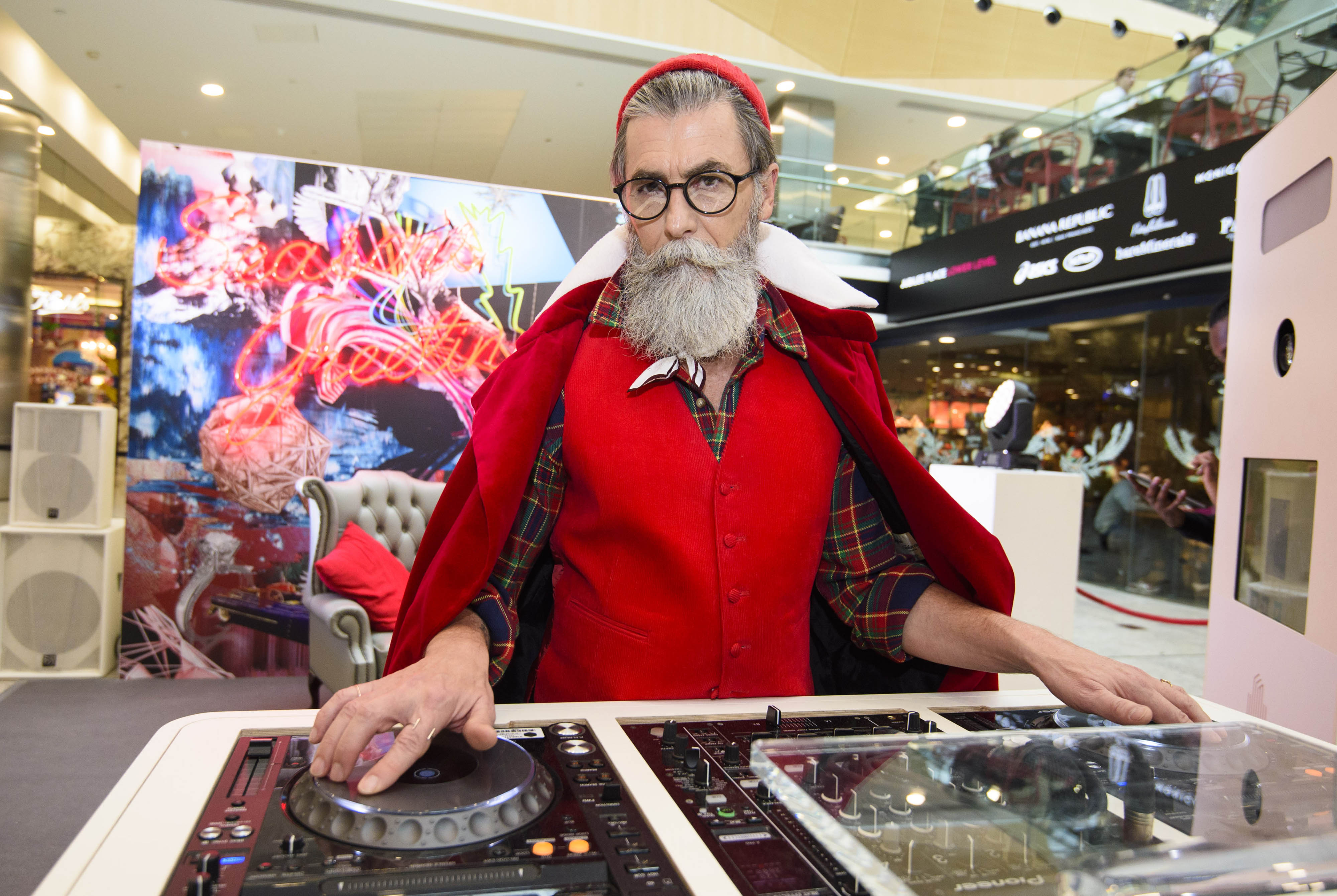 Santa's Hipster Grotto for grown-ups is coming to London