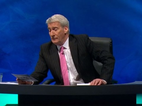 Jeremy Paxman accused of 'mispronouncing' Don Quixote on University Challenge