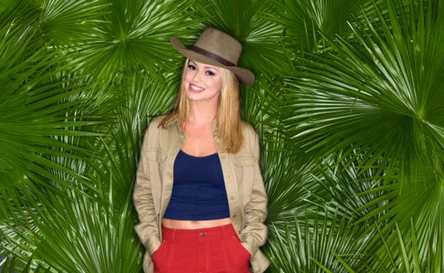 I'm A Celebrity 2016 star Ola Jordan has packed lots of bikinis for the jungle
