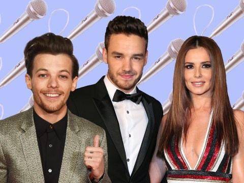 Cheryl Cole 'to work on new music with Louis Tomlinson, NOT Liam Payne'