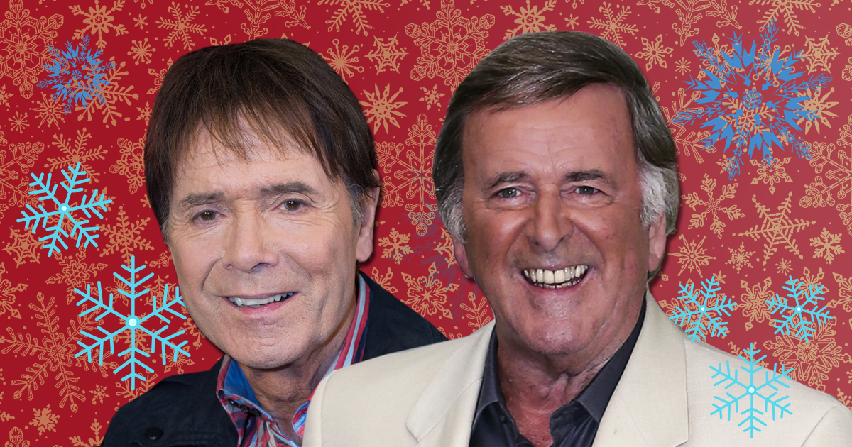 Sir Cliff Richard and Sir Terry Wogan will joust for the Christmas Number One