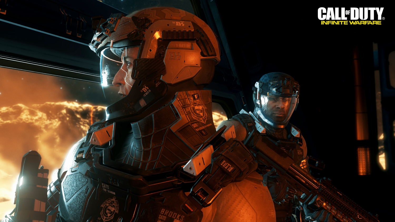 Call Of Duty: Infinite Warfare (PS4) - COD in space