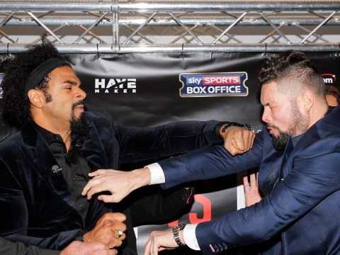 Tony Bellew wants apology from David Haye this week for press conference punch