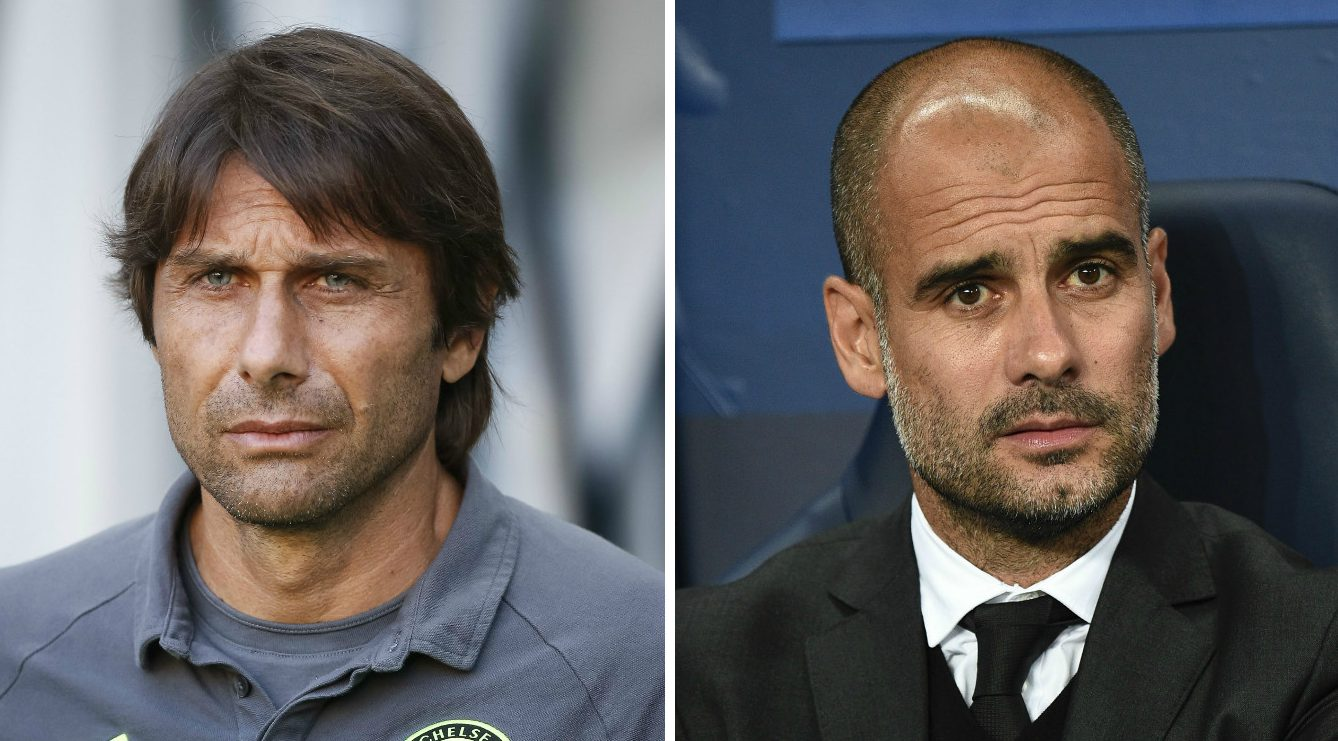 Antonio Conte would be better to play under than Pep Guardiola, says Stan Collymore