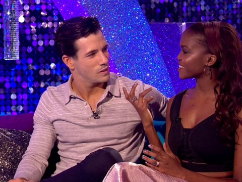 Danny Mac and Oti Mabuse show no sign of awkwardness after fans notice tension on Strictly Come Dancing