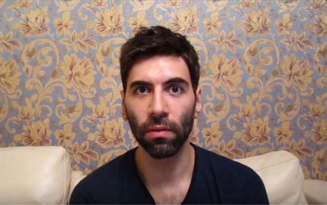 Roosh V celebrates Trump win with quite disturbing statement - Writer Daryush Valizadeh aka Rooshv. Credit: YouTube