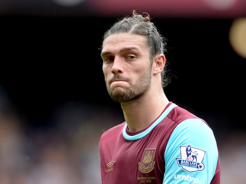 Andy Carroll threatened by 'gunmen' in attempted robbery
