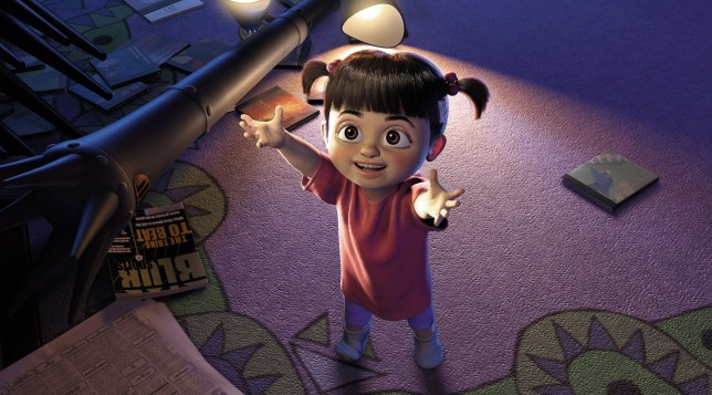 Monsters Inc 3 could feature original character Boo as an adult