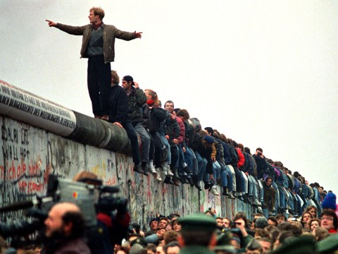 November 9: The day the Berlin Wall came down