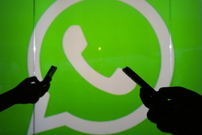 The two friends apparently used 'bad language' on Whastapp (Picture: Getty Images)