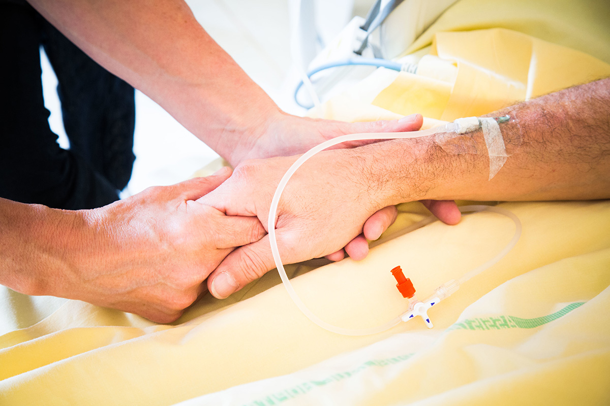 pic- getty Palliative care.