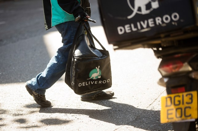 Deliveroo said their system wasn't breached (Picture: Getty Images)