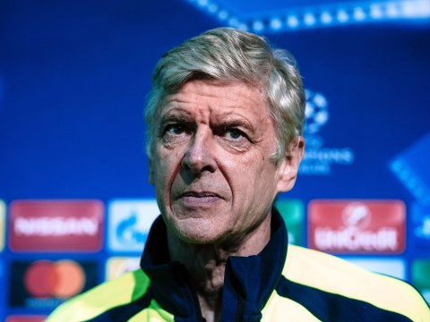 Arsene Wenger makes four changes to Arsenal's starting line-up as Gunners prepare to take on PSG in Champions League