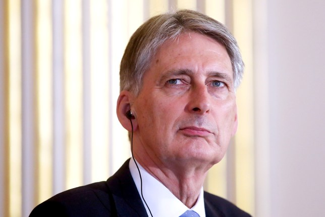 Hammond will make the admission in the Autumn Statement (Picture: Getty Images)