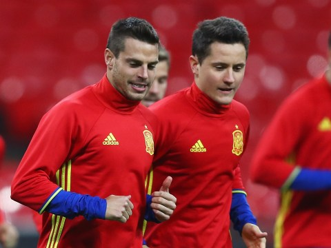 Three Spain stars out to prove a point against England