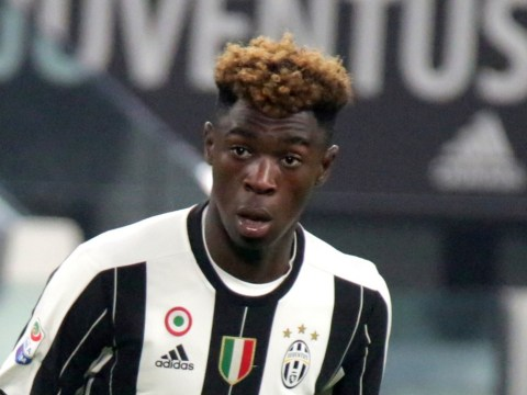 Moise Kean makes Champions League history with Juventus