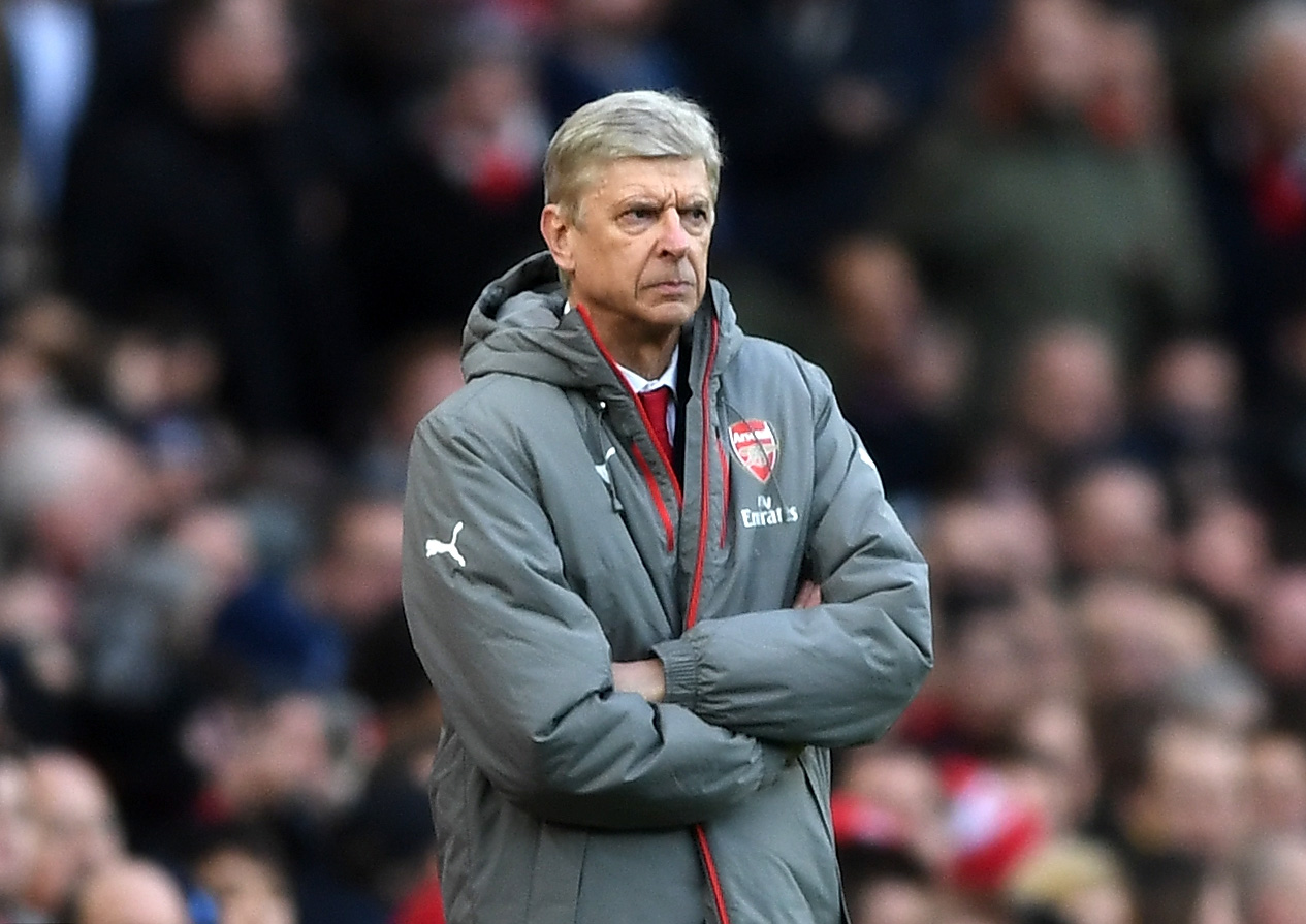 Wenger ready to play Gabriel or Coquelin ahead of Jenkinson for Arsenal