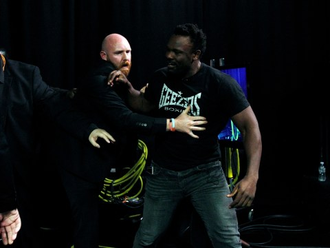 Five times Dereck Chisora shocked the boxing world with his actions inside and outside the ring