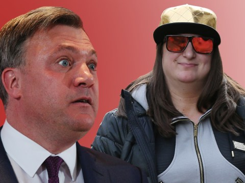 Ed Balls isn't too keen on having a dance-off with Honey G – and here's why
