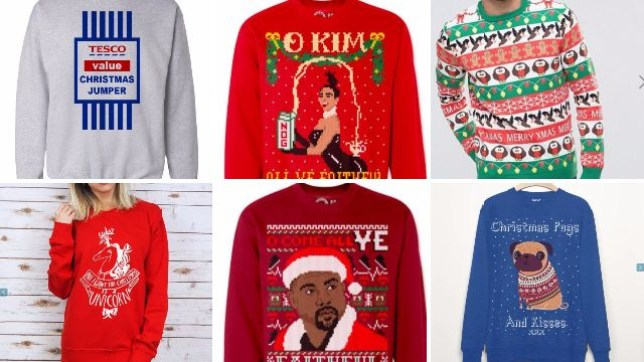 Hedgehog Christmas Jumper.11 Funny Christmas Jumpers To Wear At The Office Christmas