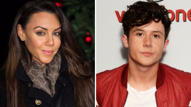 'I've got a bigger fanbase than you' Ryan Lawrie has a dig at Michelle Heaton over The X Factor voting