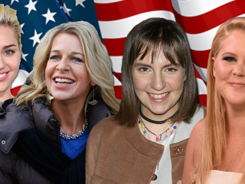 Miley Cyrus and Amy Schumer could leave US over Trump victory, as Katie Hopkins books her flight