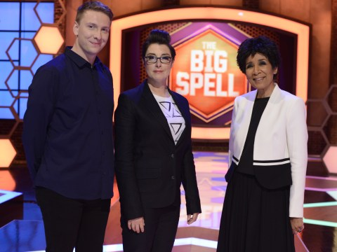 Sue Perkins moves on from The Great British Bake Off with new TV show The Big Spell