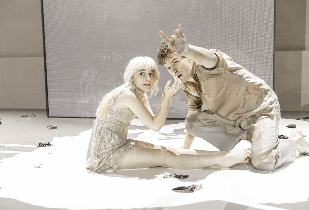 Lazarus: Sophia Anne Caruso reveals all about working with David Bowie on his theatrical swansong