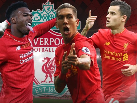 Rating Liverpool's attackers: Philippe Coutinho leads the way while Lorenzo Insigne could rival front three with January transfer